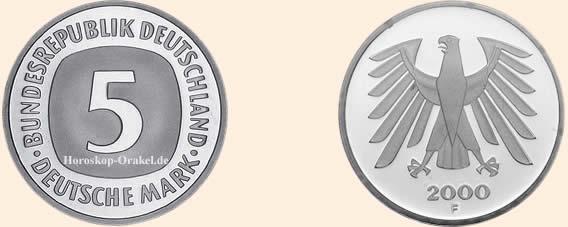 Münzorakel 5 Dm Heiermann Ihr Ja Nein Orakel Mit Münzen