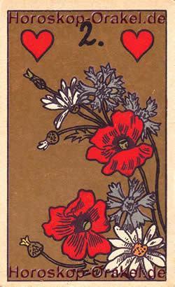 Die Blumen - Gl�ck und Zufriedenheit