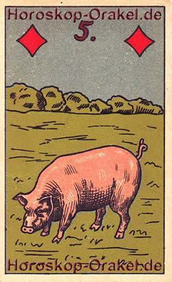 Das Schwein - Gl�ck in allen Lebenslagen