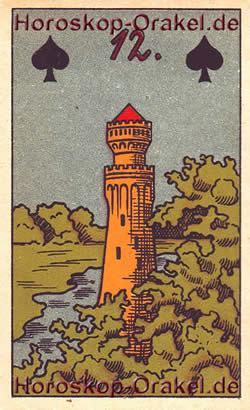 Der Turm - Kontakt mit Beh�rden