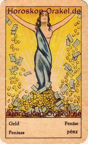 Geld ist Ihr Tageshoroskop