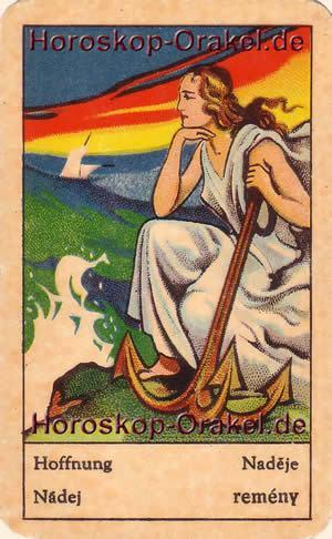 Hoffnung ist Ihr Tageshoroskop
