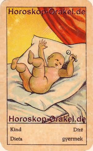 Kind ist Ihr Tageshoroskop